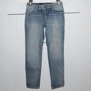 Chico's skinny womens jeans size 0 x 29.5     3149